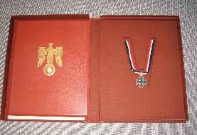 mutterkreuz 1938 wert
