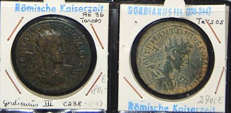 Servicesammlercom Angebote Römische Münzen Fünf Große