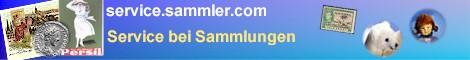 service.sammler.com - Rundum - Service bei Militaria - Sammlungen